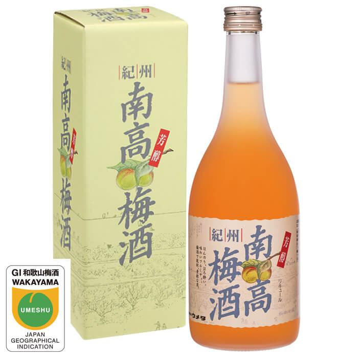 南高梅酒720ml
