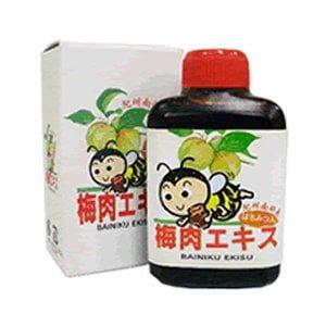 梅肉エキス蜂蜜入 70g