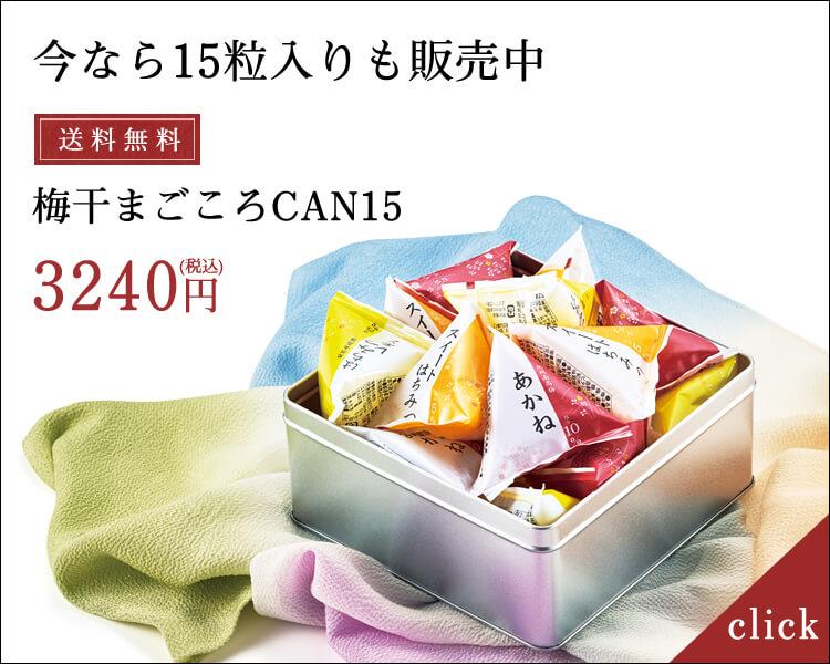 新登場♪梅干CAN36